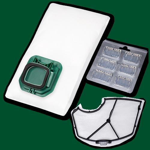 12 Duft 1 Filter geeignet Vorwerk Kobold 140 150 12 Staubsaugerbeutel Vlies