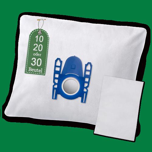 Staubbeutel passend für Bosch logo pro parquet 3 2000 W BSG 62023 Beutel Tüten