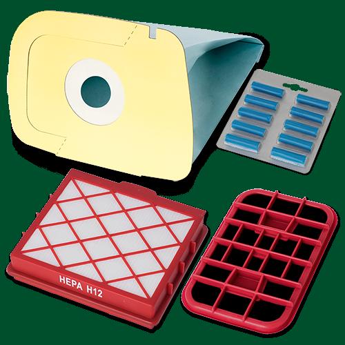 10 x Staubsaugerbeutel Filtertüten geeignet für Lux D 820 Lux1 Staubsauger