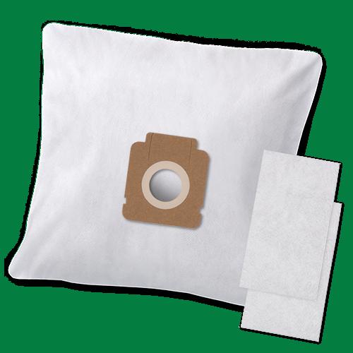 10  Staubsaugerbeutel  geeignet für Fakir IC 115