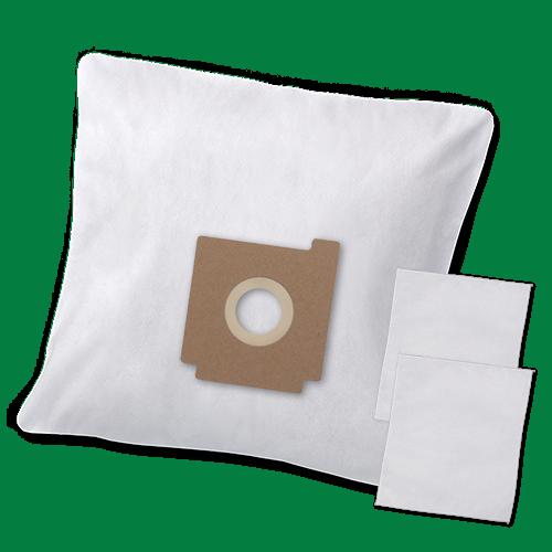 Staubsaugerbeutel passend für Quigg BS 2200.07 Filtertüten Staubbeutel Beutel